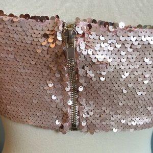 8d5a1220cd AKIRA Intimates   Sleepwear - ✨NWOT AKIRA ROSE GOLD BRALETTE✨